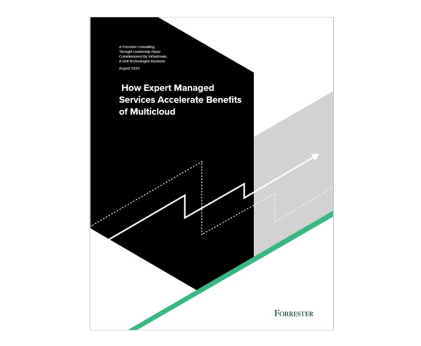 2020 Forrester Managed Services Study